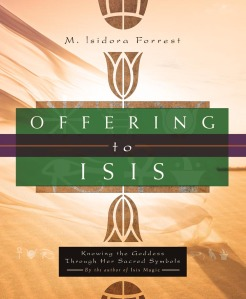 Offering to Isis cvr
