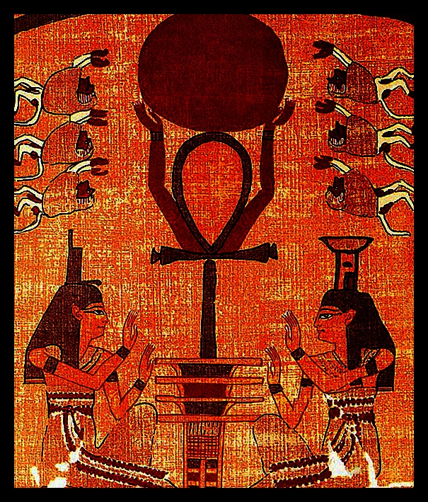 Isis The Ankh Isiopolis