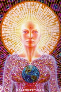 Alex Grey's powerful Sophia