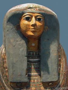 The sarcophagus of a Chantress of Amun