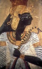 Queen Ahmose Nefertari, Hatshepsut's grandmother and God's Wife of Amun