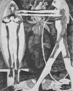 An artistic representation of Kheperu by Steffi Grant