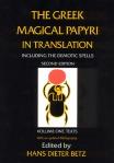 The font of magical papyri translations