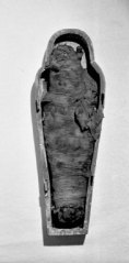 One of the mummy-wrapped type of Corn Osirises