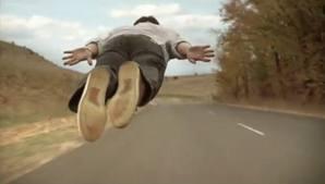 I love the flying dream!