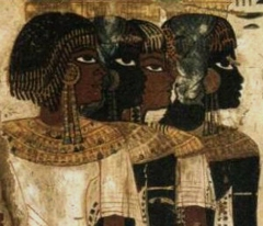 """The Ethiopians, Africans, and Egyptians know Me by My true name of Queen Isis."""