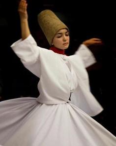 sufi dancer
