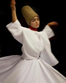 sufi dancer