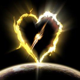 The fiery heart of true worship