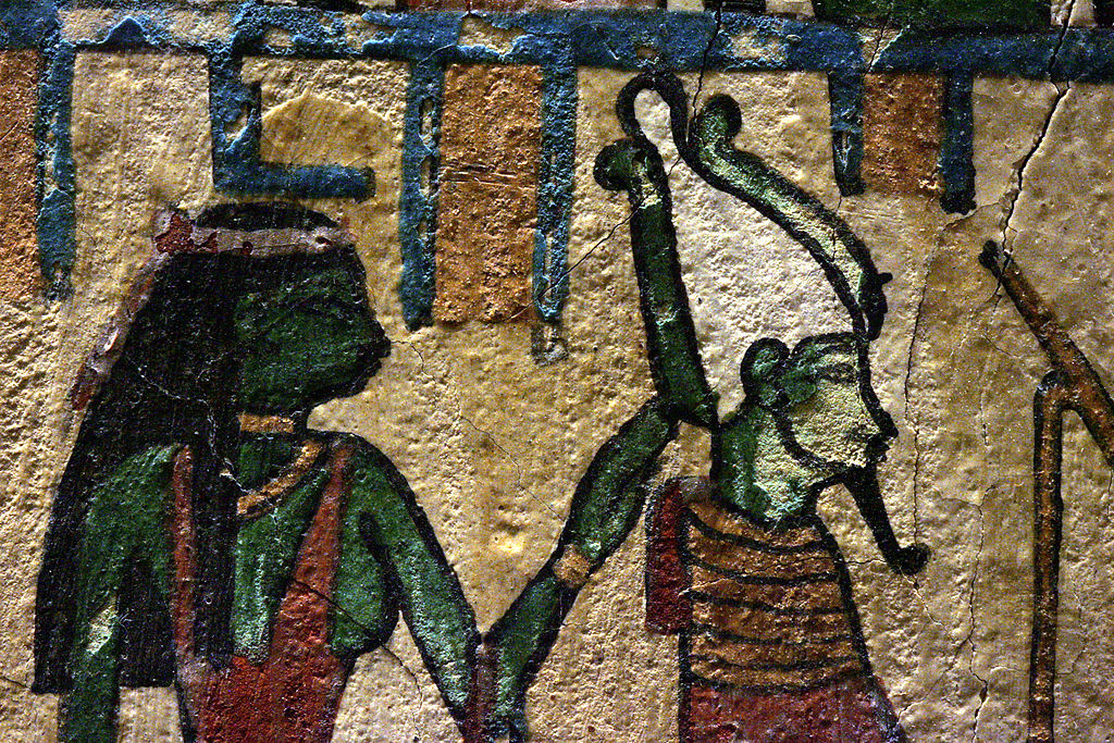 coffin of pedi-osiris essay An essay or paper on coffin of pedi-osiris and the sarcophagus of tutankhamen in contrast to the religions of western civilization, that of the ancient egyptians.