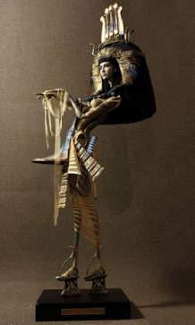 The whole Nephthys sculpture...not what you expected? Me neither.
