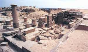 The Temple of Isis at Giza