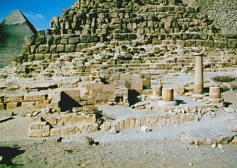 Another view of the Temple of Isis