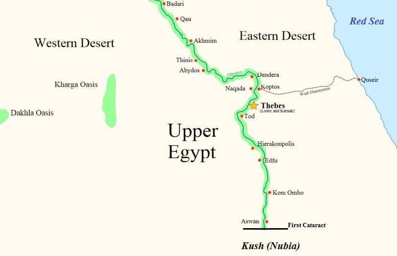 Upper Egypt Deserts 2 Isiopolis