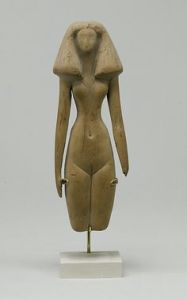 A particularly beautiful 12th dynasty image from Thebes
