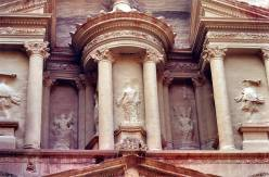 Isis-Tyche on the Petra Treasury