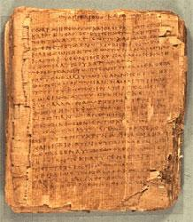 The Ebers Papyrus begins with a prayer to Isis, the Great Enchantress