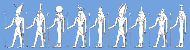 The Ennead of Heliopolis