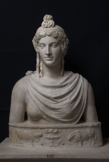 A Renaissance statue of Isis by the sculptor Andrea Bregno, in the style of ancient Rome
