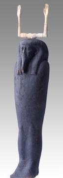 The ka statue of Amenemhet III