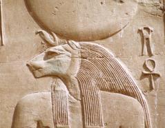 A Lioness-headed Werethekau from Karnak