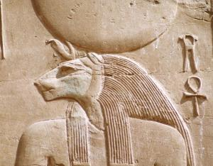 A Lioness-headed Werethekau from Karnak