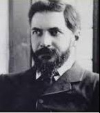 Flinders Petrie, who excavated much of Koptos...looking a bit obsessive