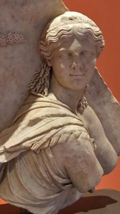 Isis Pelagia, Roman, photo by Ann Raia
