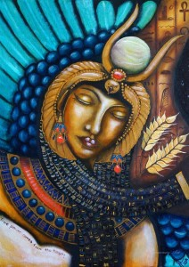 Golden Isis by Jane Marin. You can buy a copy here.