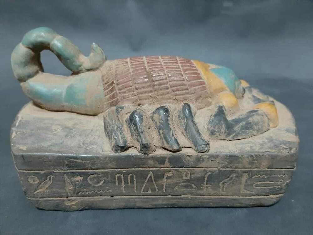 Egyptian scorpion